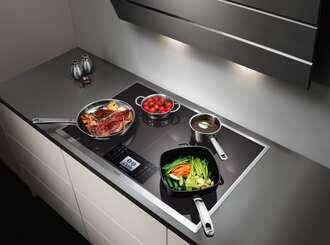 Điểm giống nhau của bếp điện từ và bếp hồng ngoại