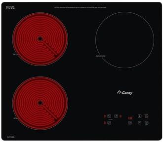 Kiểu dáng kích thước bếp điện từ giống bếp từ