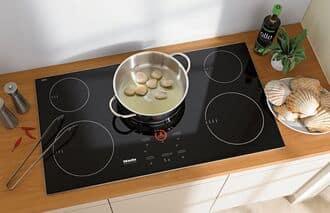 Một số lưu ý khi dùng bếp từ tránh hư hỏng