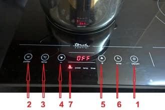 Nguyên nhân khiến cho bếp từ arber bị hỏng
