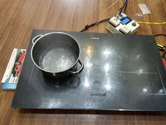 Quy trình sửa bếp từ sato của trung tâm