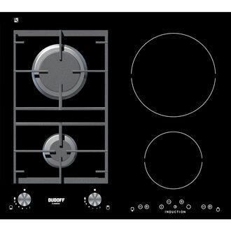 So sánh các đặc điểm của bếp gas và bếp từ