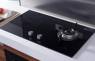 Nên sử dụng bếp gas tích hợp với bếp từ