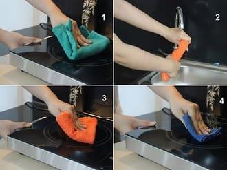 Hướng dẫn sử dụng bếp từ A đến Z+ vệ sinh bếp từ bóng đẹp