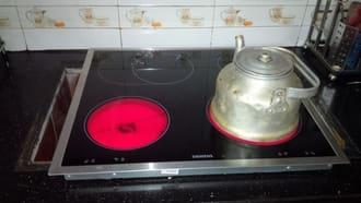 Nguyên nhân khiến bếp hồng ngoại hỏng cảm ứng
