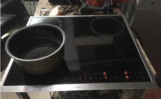 Sửa bếp từ aeg không điều khiển được màn hình