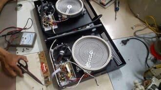 Chuyên sửa bếp từ báolỗi e5 uy tín ở Hà Nội