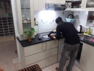Đơn vị sửa bếp từ uy tín chuyên nghiệp