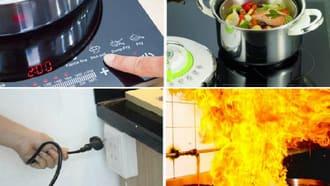 Nên gọi sửa bếp từ ngay khi thấy bếp hỏng