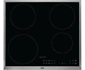Sửa bếp từ aeg mất nguồn không lên đèn