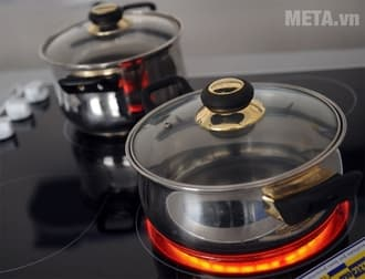 Sửa bếp hồng ngoại hỏng cảm ứng tại nhà Hà Nội