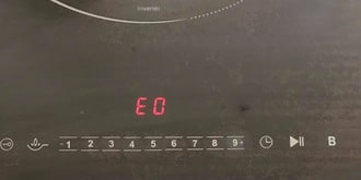 Dịch vụ sửa bếp từ lỗi E0 chuyên nghiệp nhất