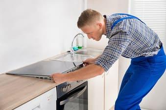 Thợ sửa bếp từ đức tại nhà cho khách hàng ở hà nội