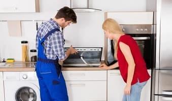 Thợ sửa bếp từiris ohyama uy tín và chuyên nghiệp