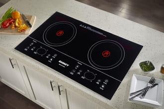 Bếp từ và bếp hồng ngoại có chung thương hiệu