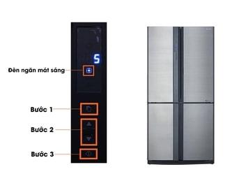 Bảo hànhsửa chữa tủ lạnh sharp uy tín nhất