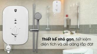 Bình đun nước nóng lạnh trực tiếp đơn giản nhỏ gọn