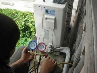 Kiểm tra và bổ sung cho máy điều hòa sau khi lắp