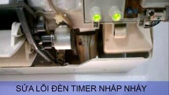 Dịch vụ sửa điều hòa nháy đèn số 1 hà nội