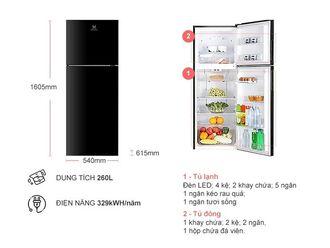Địa chỉ bảo hành sửa tủ lạnh electrolux gần nhất