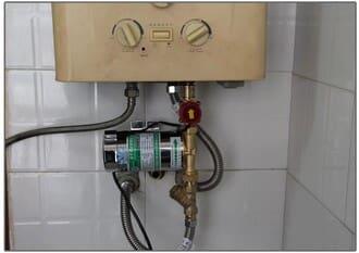 Dùng bình nóng lạnh gas giúp tiết kiệm nhiều chi phí