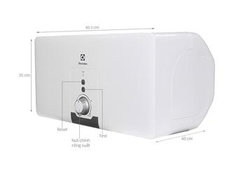 Mẹo sử dụng bình nước nóng lạnhelectrolux hiệu quả