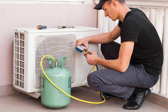 Fix the air conditioner quickly and effectively