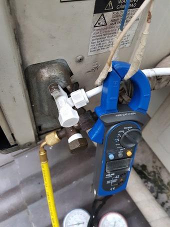 Nạp gas điều hòa Mitsubishi Multi ở Hà nội 24/7 chỉ 7000đ/psi
