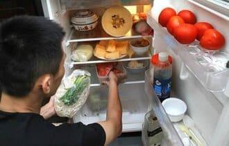 Nguyên nhân khiến tủ lạnh bị chảy nước