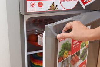 Nguyên nhân khiến cho tủ lạnh sharp hay bị hỏng