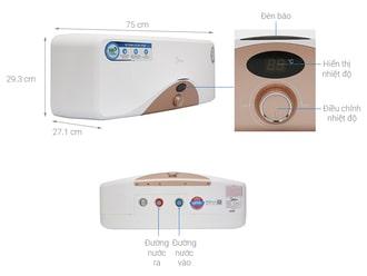 Quy trình sửa bình nóng lạnh rapido hiệu quả