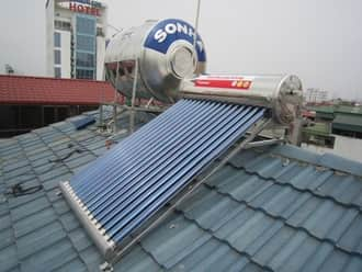 Sửa bình nóng lạnh sơn hà tại nhà_Dịch vụ nhanh + thợ giỏi