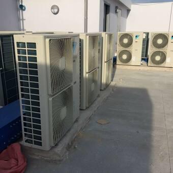 Quy trình bảo dưỡng Điều hòa trung tâm vrv Daikin - Điện lạnh Hà nội
