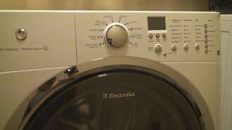 Máy giặt bị mất nguồn, bật nhưng không lên đèn