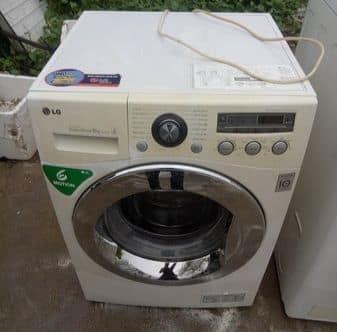 Địa chỉ sửamáy giặt Electrolux lỗi E7 số 1 hà nội