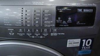 Sửa máy giặt mất nguồn, ko lên đèn tại nhà 24/7