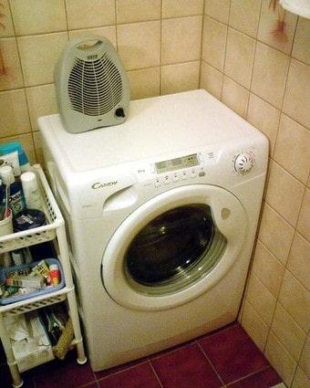 Sửa máy giặt nháy đèn tại nhà giá rẻ chỉ với 650.000đ
