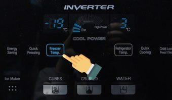 Sửa tủ lạnh hỏng cảm biến, hỏng quạt ở times city 24/7