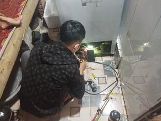 Sửa tủ lạnh chảy nước chuyên nghiệp tại hà nội