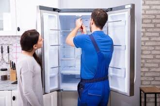 Kiểm tra sửa tủ lạnh kêu sớm ngay tại nhà