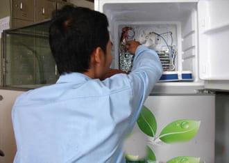 Liên hệ sửa tủ lạnh khôngxả đá ngay khi gặp phải