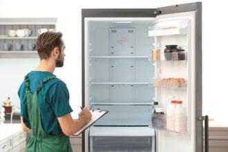 Sửa tủ lạnh side by side bị kêu khi chạy