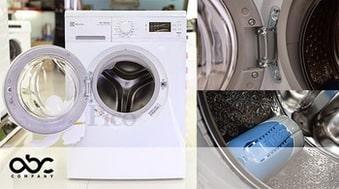 Máy giặt mất nguồn do hỏng main mạch cần sửa ngay