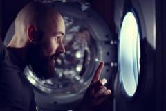 Máy giặtelectrolux ko mở, đóng được cửa do hỏng công tắc cửa