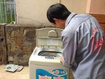 Sửa máy giặt tại nhà tốt nhất hà nội chỉ 15p là có