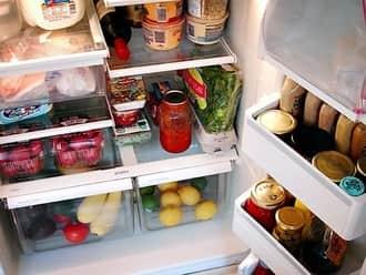 Tủ lạnh chảy nước toát mồ hôi_Lý do+ địa chỉ sửa tại nhà 247
