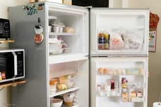 Tủ lạnh kêu và nổ lụp bụp bên trong ngăn mát