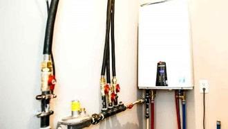 Ưu điểm khi sử dụng bình nóng lạnh chạy gas