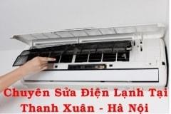 Sửa điện lạnh ở Thanh Xuân 15p có Thợ giỏi sửa tại nhà 24/7