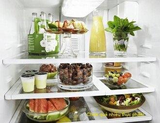 Nên liên hệ sửa tủ lạnh side by side bám tuyết sớm
